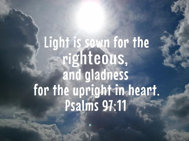 Verse Psalms 97