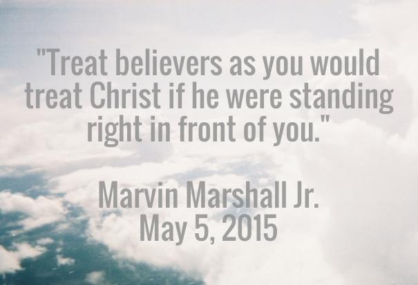 Treat Believers